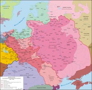 Polska_1386_-_1434_za_jagielly
